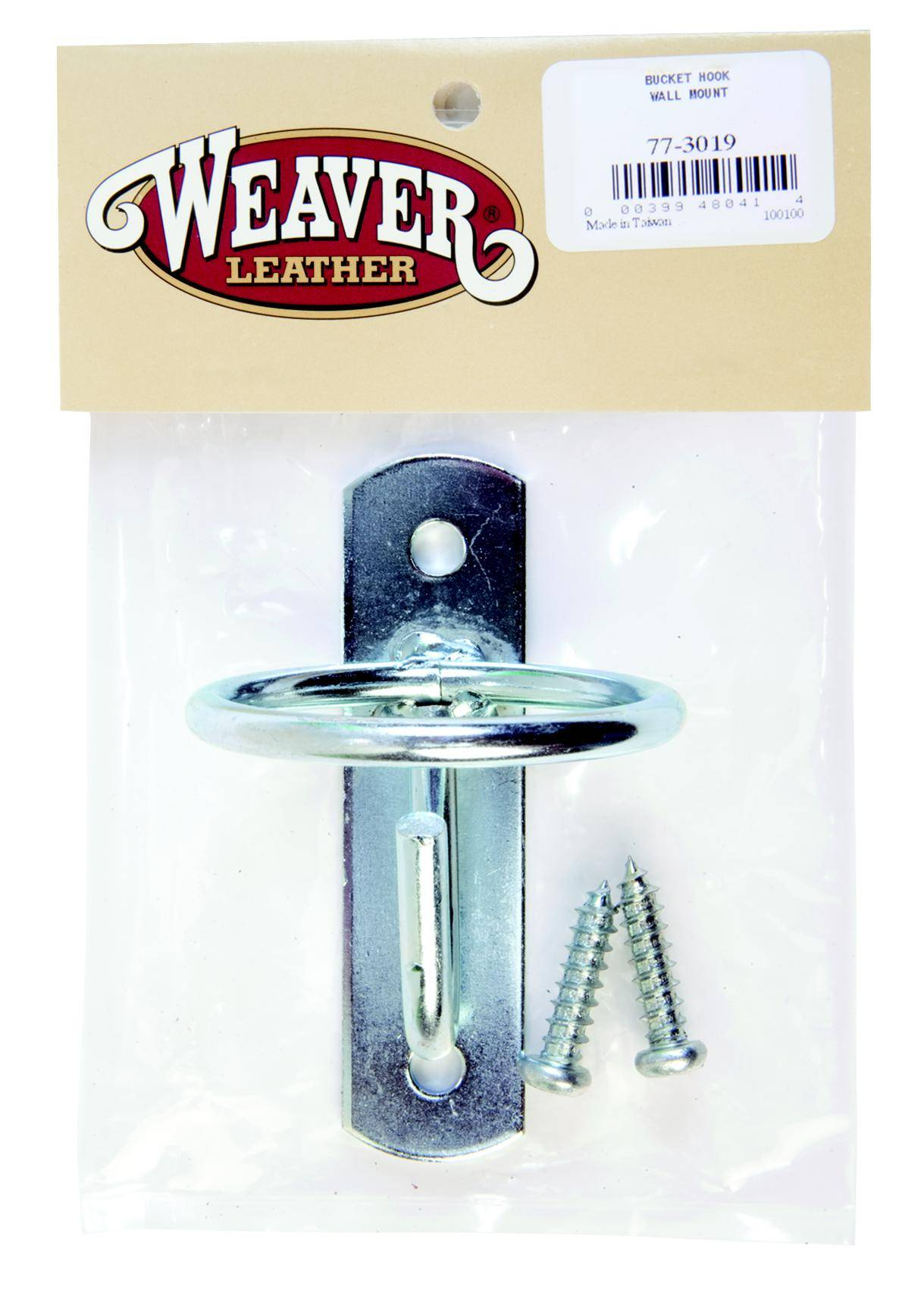 Weaver Leather Bagged Bucket Wall Mount