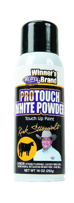 Weaver Leather Stierwalt White Powder ProTouch