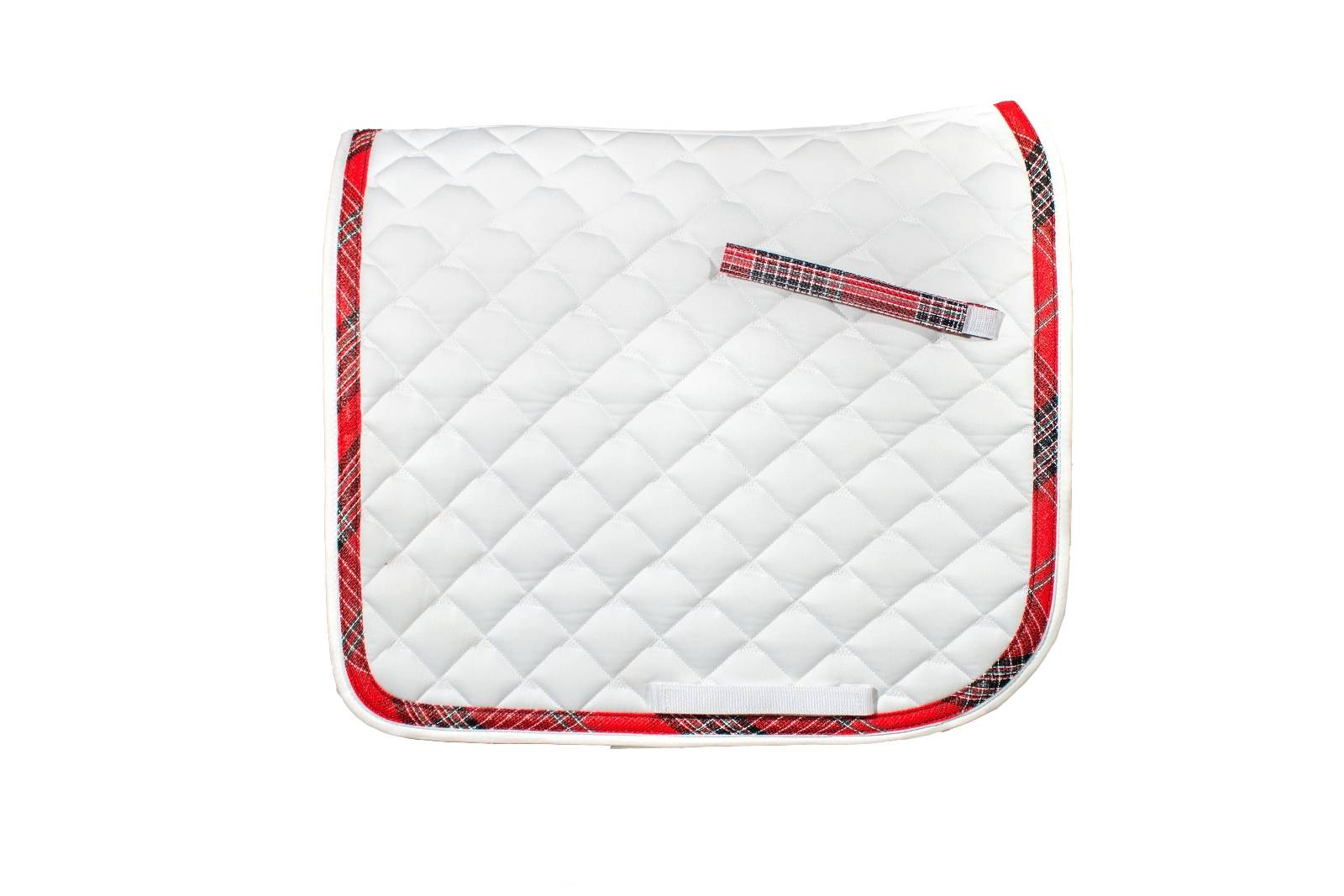 Kensington Cotton Dressage Pad - Textilene Trim