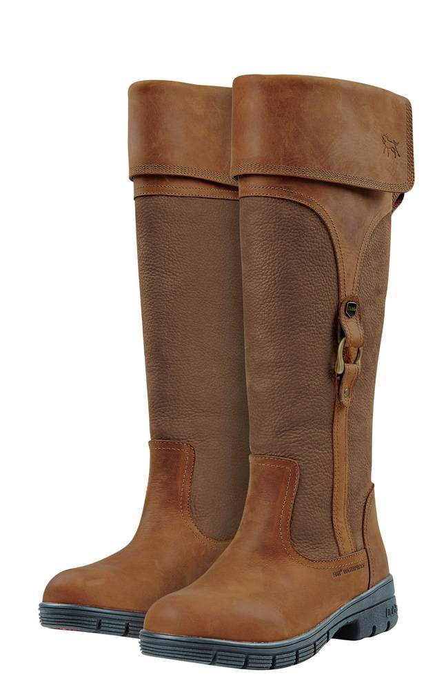 Dublin Ladies' Turn Down Boots