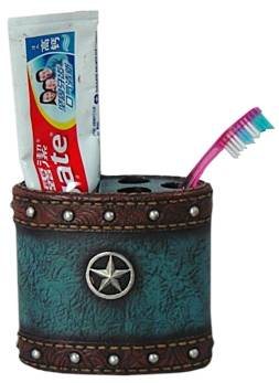 Gift Corral Star Toothbrush Holder