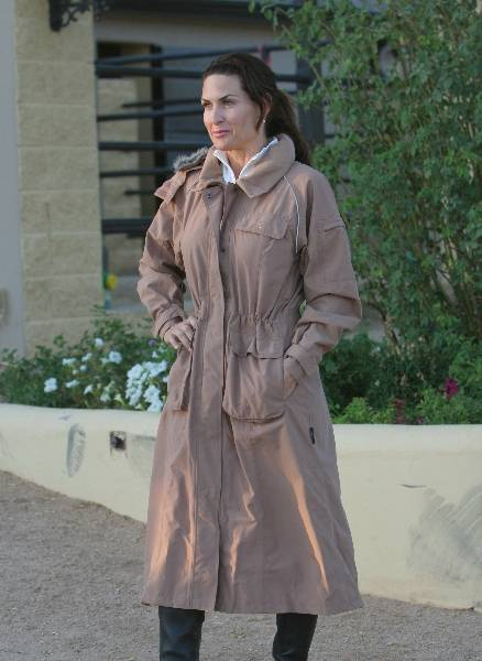 EOUS Trench Coat