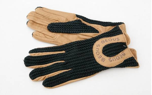 EOUS Adult Leather Gloves