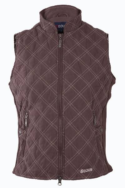 EOUS Ladies Brighton Stretch Vest