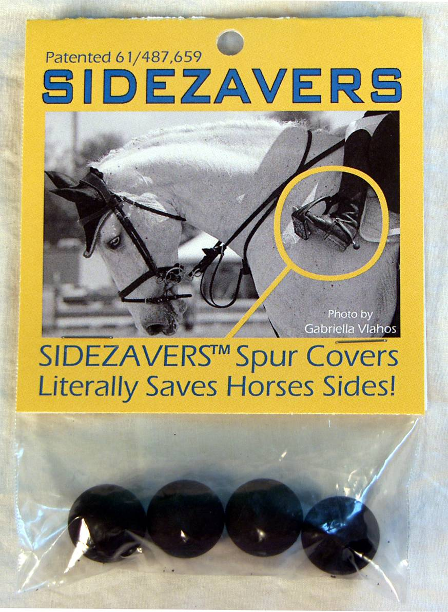 Sidezavers Spur Covers 4Pk