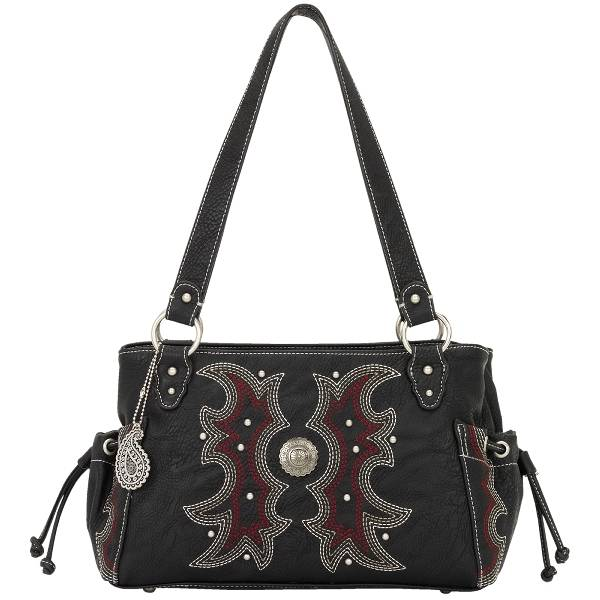 BANDANA Sheridan 2 Compartment Tote Handbag