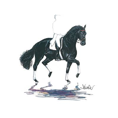 Baccara (Dressage) By Jan Kunster
