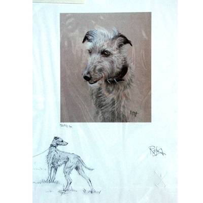 Lurcher By: Refna Hamey
