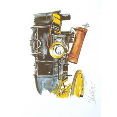 Rhondo (Driving) By: Jan Kunster, Matted