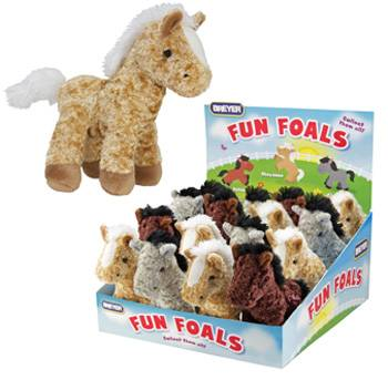 Breyer Plush Fun Foal Assortment
