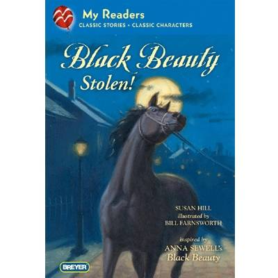 Breyer Book Black Beauty Stolen - Softcover