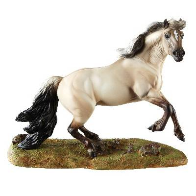 Breyer Resin Mustang Horse