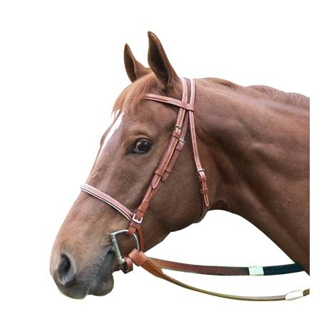 Racing Bridle - Leather