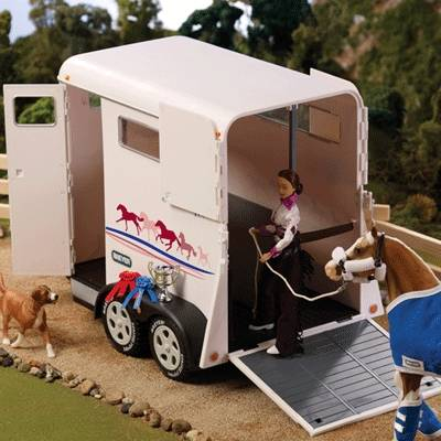 Breyer Traditional Horse Trailer