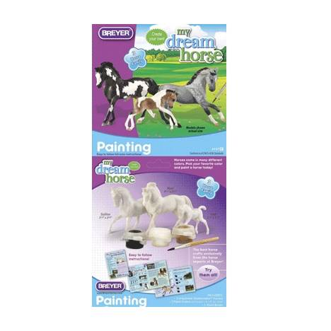 Breyer Stablemate Horse Family Painting Kit