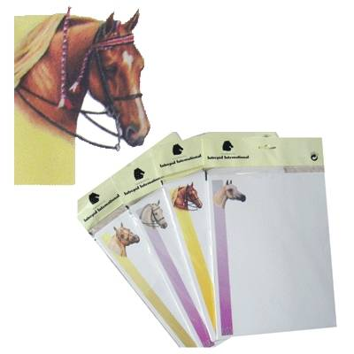 Equine Printer Paper - Saddlebred