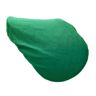 Plush Fleece Saddle Cover Elastic binding