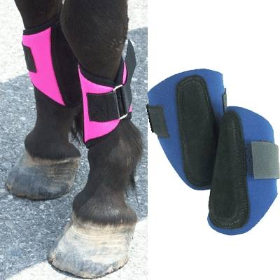 Miniature Horse Splint Boots Pair