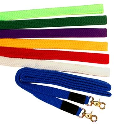 Flat Nylon Braided Reins