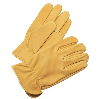 Bellingham Mens Premium Leather Driving Glove