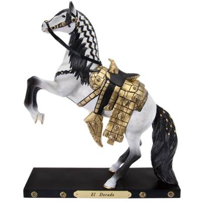 The Trail Of Painted Ponies - El Dorado Figurine