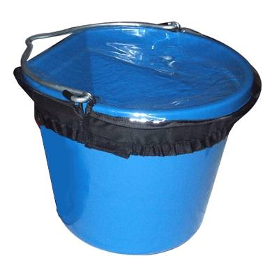 Bucket Cover Clear View