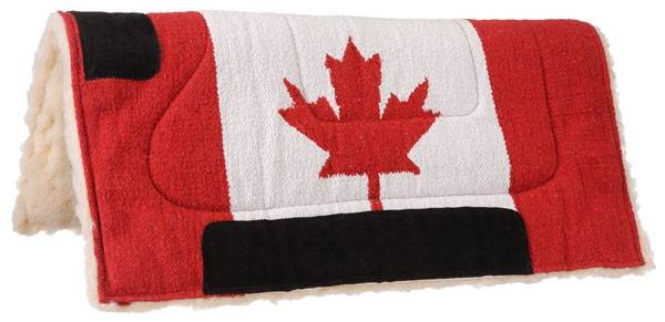 Tough-1 Acrylic Canadian Flag Pad