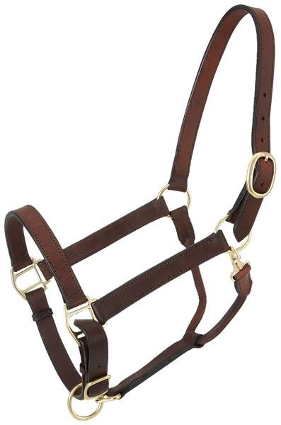 Tough-1 Churchill Stable Horse Halter with Snap