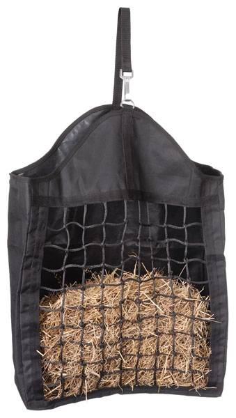 Tough-1 Nylon Hay Tote with Net Front