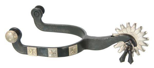 Kelly Silver Star Tucson Men's Jingle Bob Show Spurs