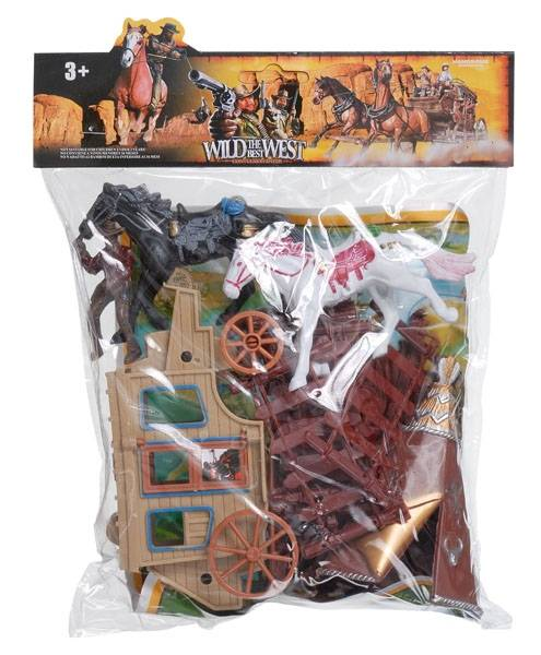 Gift Corral Wild West Playset