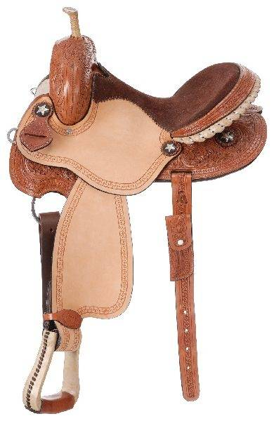 Royal King Bay City Barrel Saddle Package
