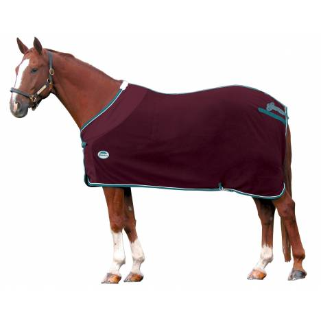 Weatherbeeta Fleece Dress Sheet With Hip Ornament