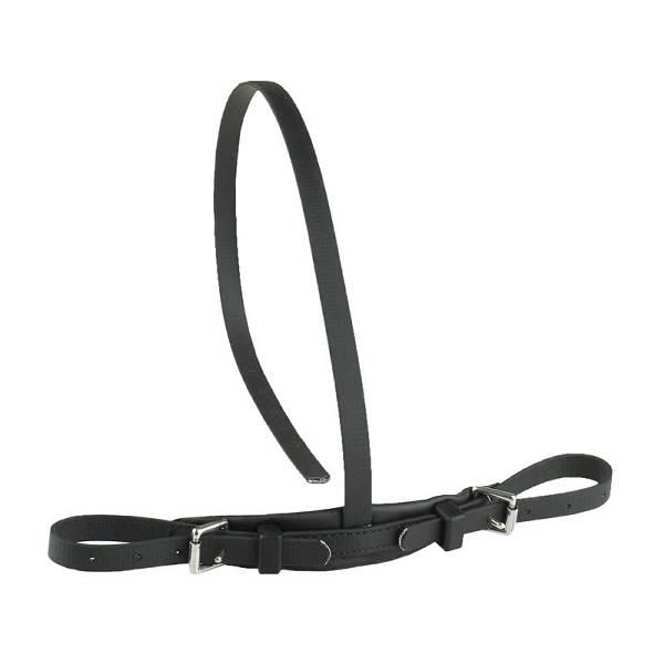 HorZe Beta Synthetic Bit Nose Strap