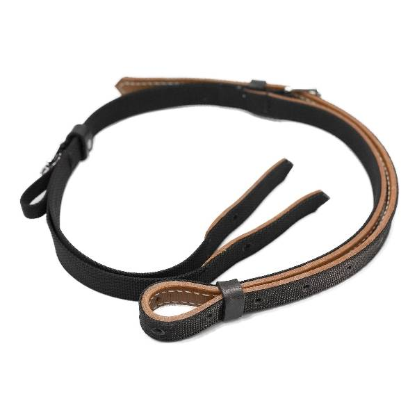 HorZe Back Strap without Crupper - Leather