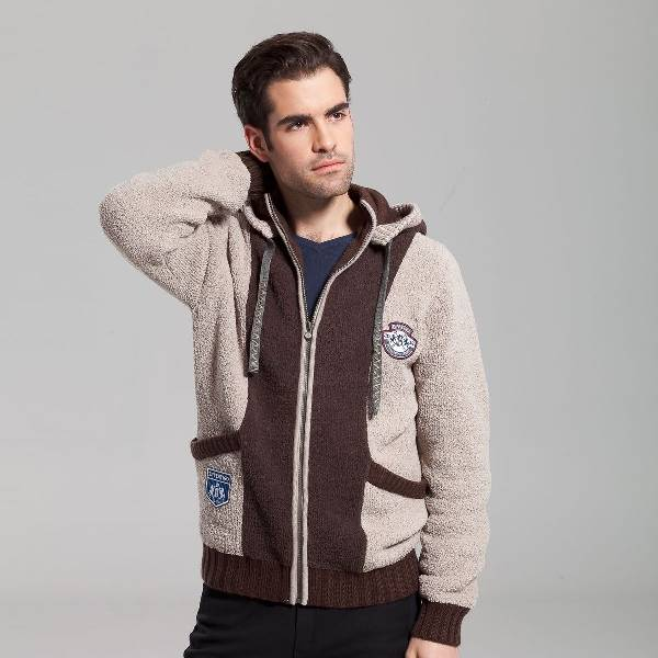 Vancouver, Unisex Thick Fleece Jacket