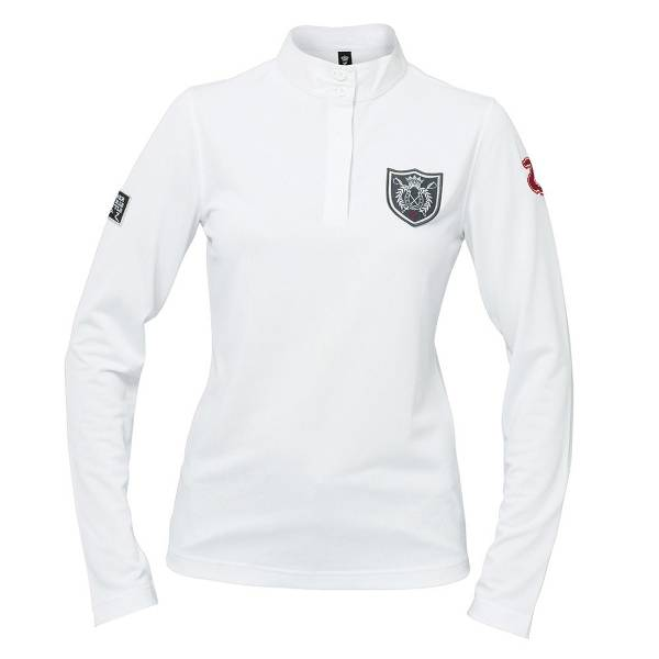 HorZe Cool Standard Competition Shirt with Long Sleeves