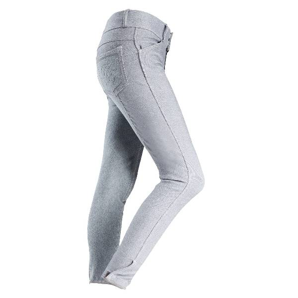 HorZe Silvia Kids Denim Fullseat Breeches