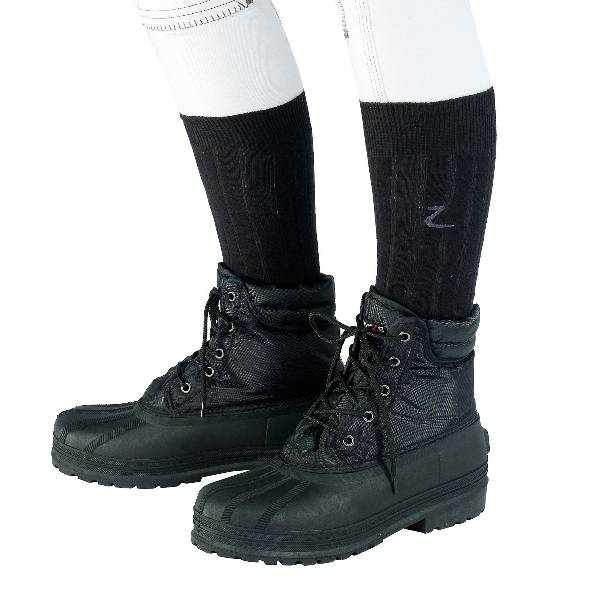 Horze Kids Puddle Boots with Laces