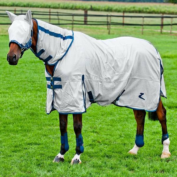HorZe Fly Sheet With Detachable Neck