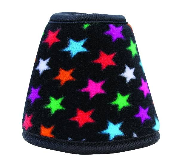 Professionals Choice Quick-Wrap Bell Boots - Stars