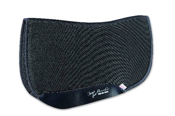 Charmayne James SMX Felt Square Barrel Saddle Pad