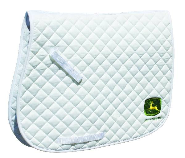 John Deere All-Purpose Saddle Pad