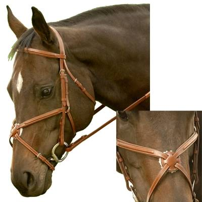 Exselle Elite Fancy Raised Jumper Bridle
