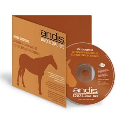 Andis Horse Grooming DVD