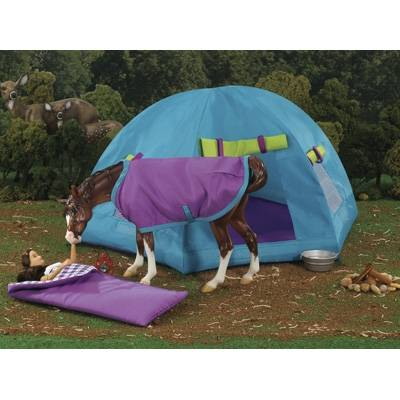 Breyer Traditional Backcountry Camping Set