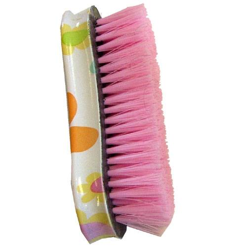 Floral Face Brush