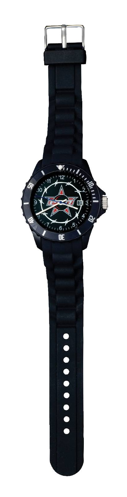 Montana Silversmiths PBR Midnight on The Range Sports Watch