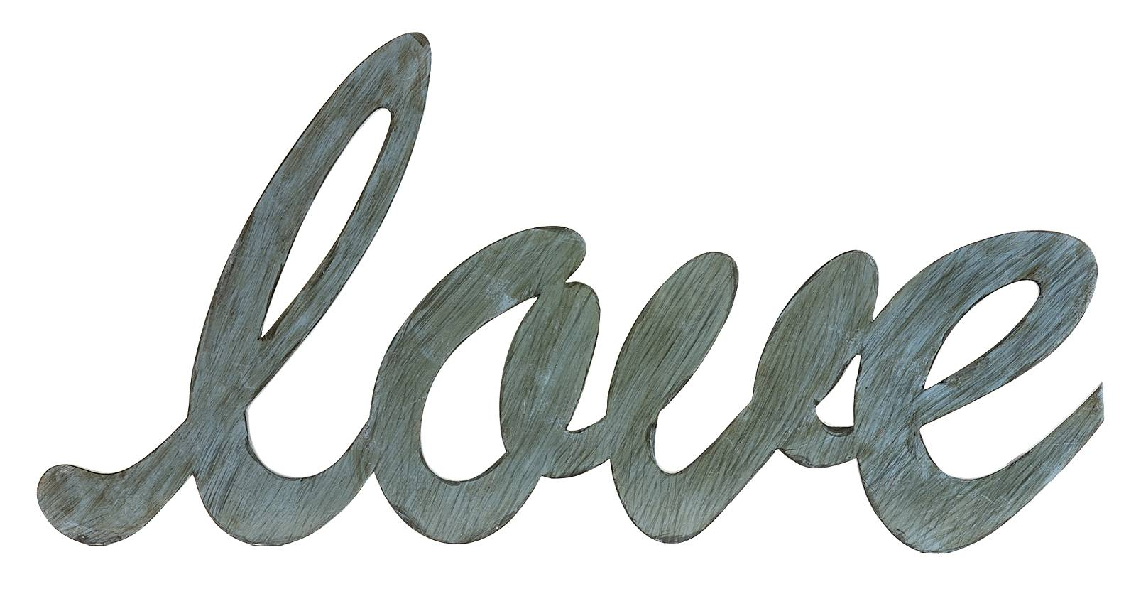 Montana Silversmiths Love Word Wall Hanging
