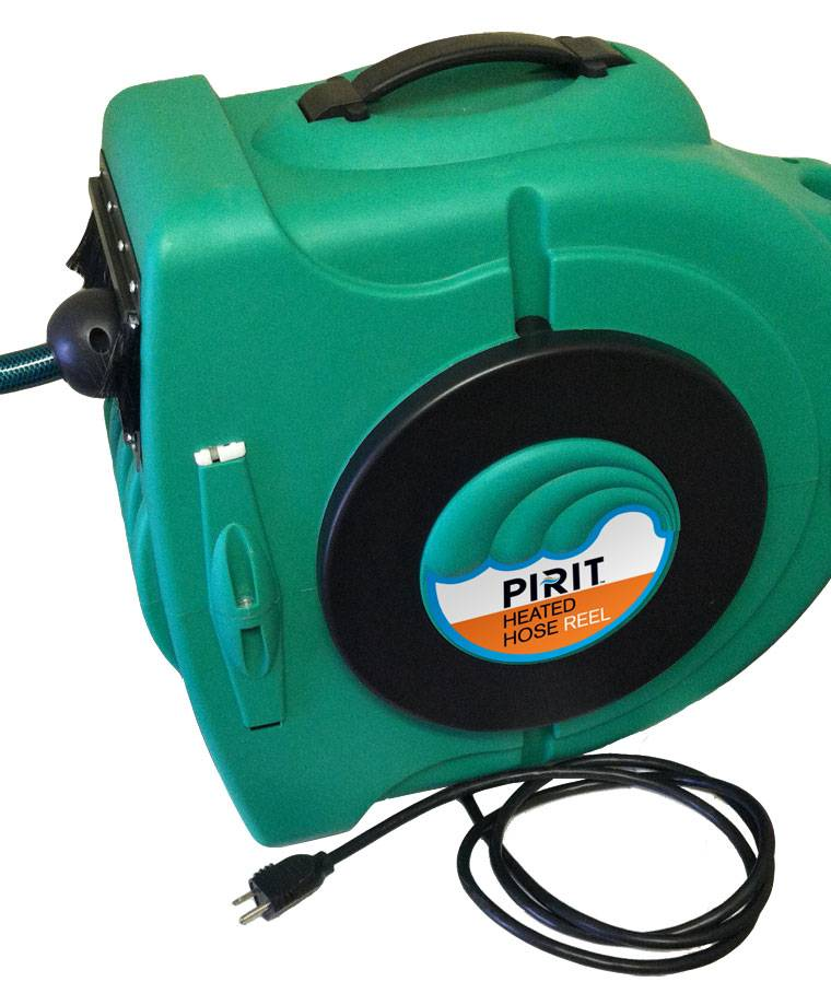 Pirit Heated Hose Reel with Hose